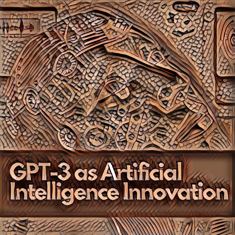 What AI talks about GPT-3?