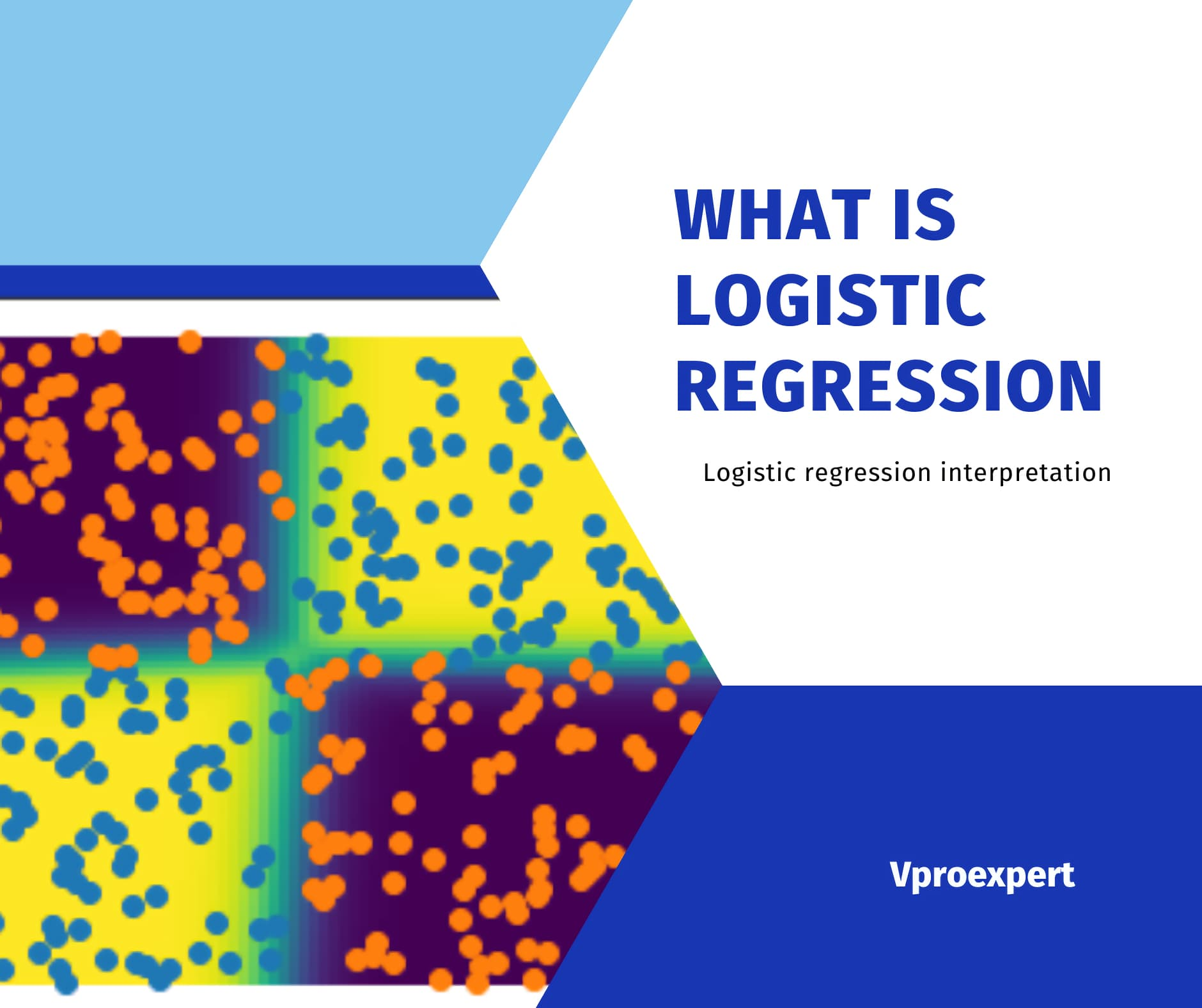 Logistic regression interpretation